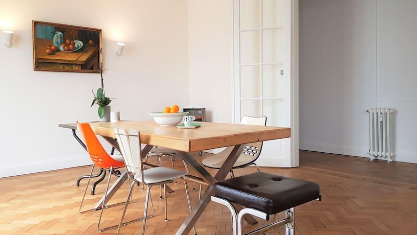 Appartement 3 chambres - Eurotéléport / Barbieux
