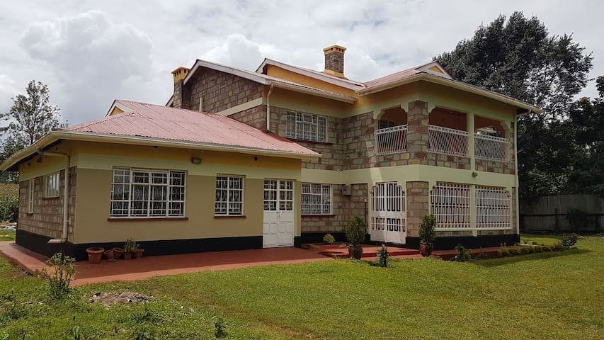 Guest house of Champions Eldoret