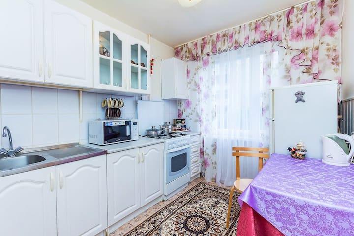 Удобная квартира в центре Минска - Minsk