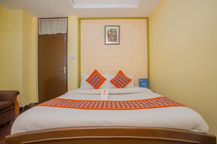 Stylish Room Deluxe At Kathmandu