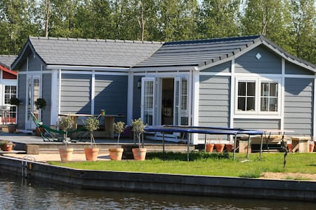 Summer house at the water - Loosdrecht - Cabaña
