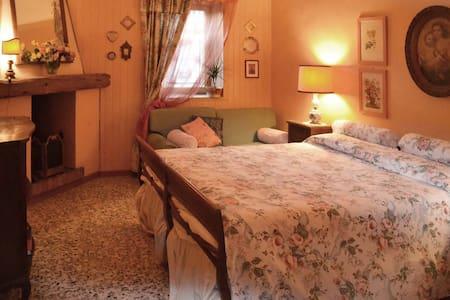 "Suite d'epoca ottocentesca confortevole ""Le Rose"" - Passerano - Lejlighed"