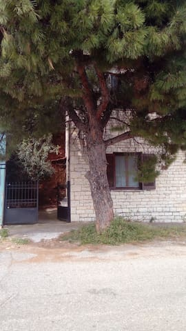 Perl's house! - Monastiraki - Hus