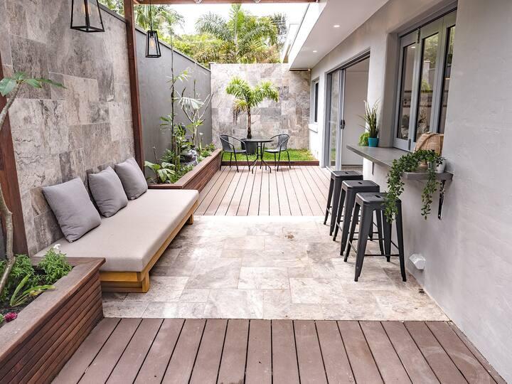 'Endless  Summer' luxury 2 bedroom abode in Byron