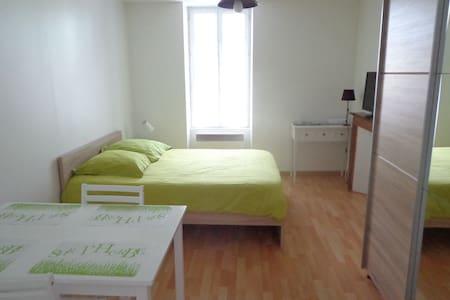 Appartement avec cuisine équipée - Guéret - Apartmen