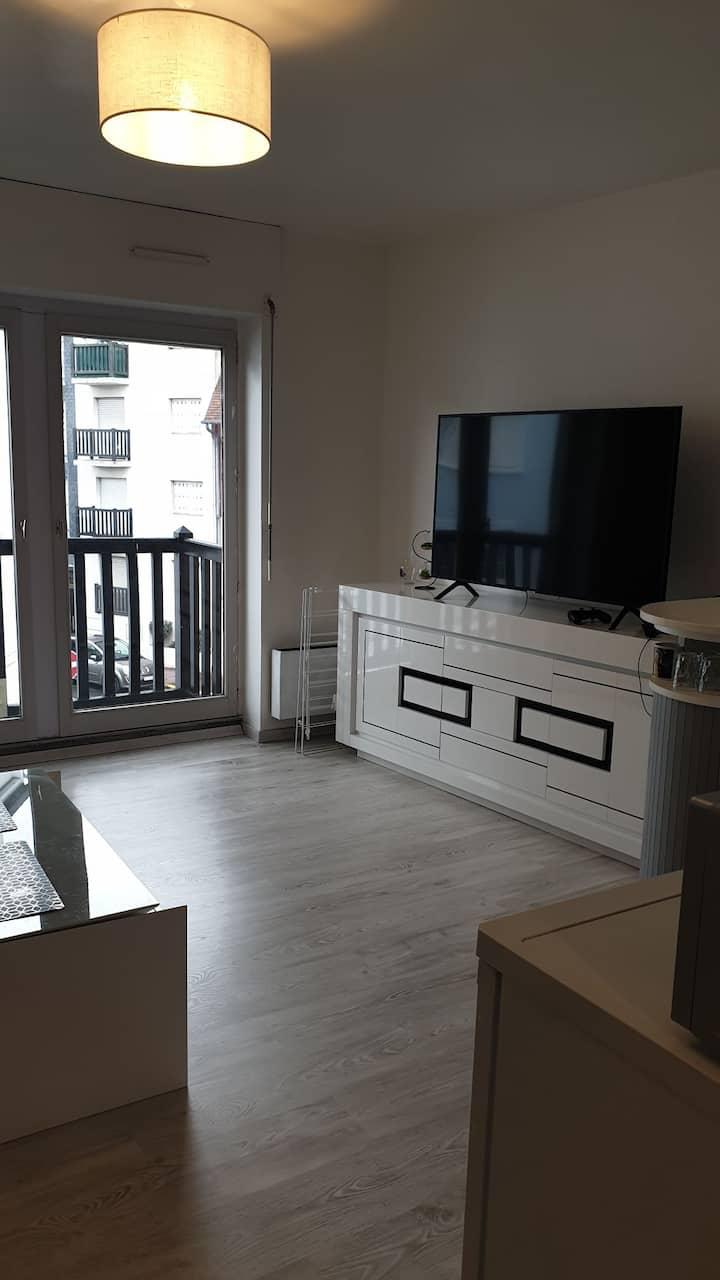Appartement centre Deauville