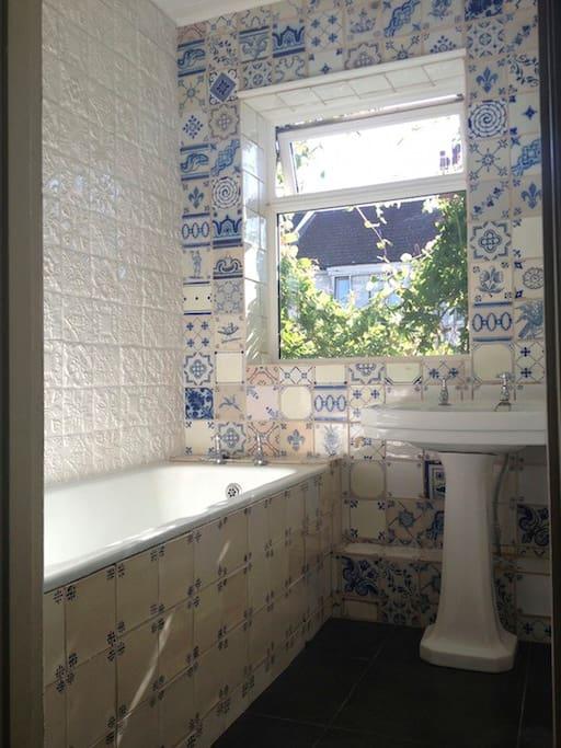 Portuguese bathroom