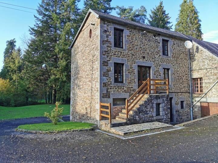 Maison de campagne ancien moulin, calme et nature