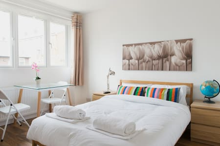 Fantastic En-Suite Double Room - London - House