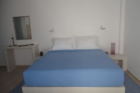 Calderimi studio for 2 in Fira. - Apartament