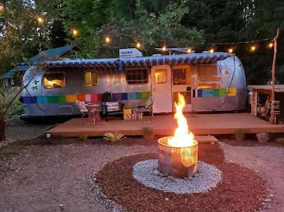 Updated Vintage Airstream with loads of character