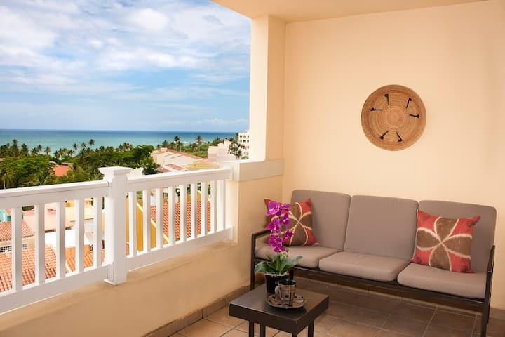 Ocean View Apartment Palmas del Mar!