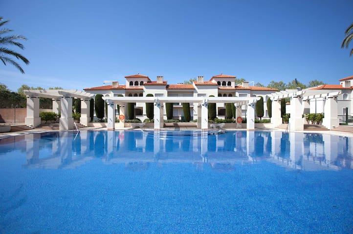 Apartamento lujo a 2min de la playa - S'Agaró