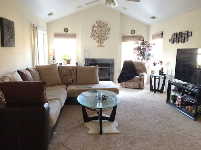 Furnished BR with Private Bath - Piscataway Township - Selveierleilighet