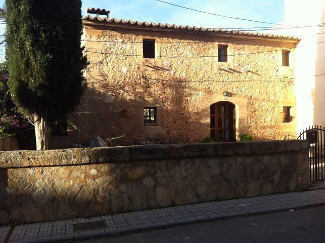 Casa con encanto cerca de Palma - Pòrtol - Dom
