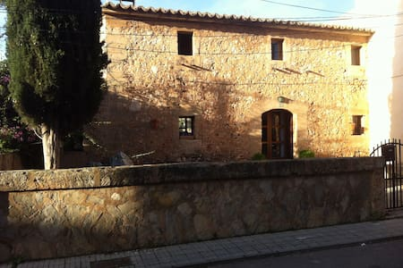 Casa con encanto cerca de Palma - Pòrtol - Haus