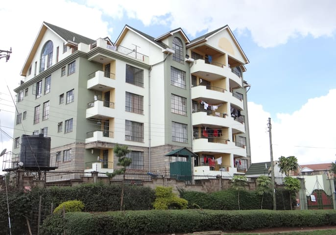 Delightful 2Br Apt 850$p.m next 2 TheJunction Mall