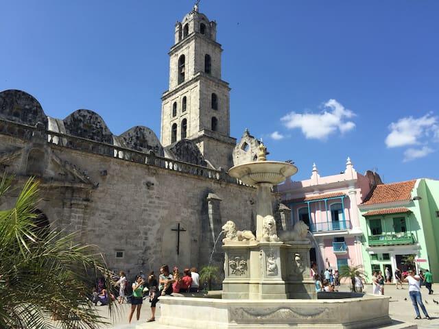 Enjoy Old Havana! + WIFI