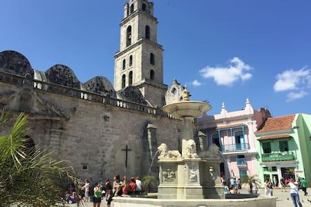 Enjoy the authentic Old Havana! - La Habana