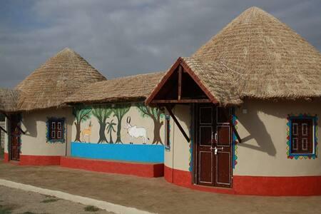 Rann Chandni Resort Bhunga Double Room