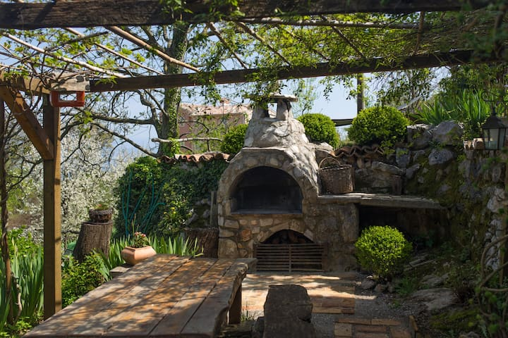 Cottage Filipasi, casa Salvia - Brseč - Haus