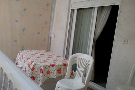 Two room apartments - Paralia - Apartment