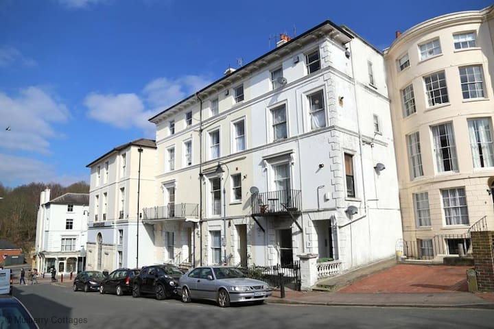7 Mt Sion,Pantiles,Tunbridge Wells - Royal Tunbridge Wells - Appartement