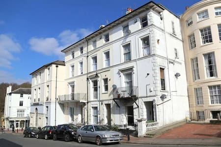 7 Mt Sion,Pantiles,Tunbridge Wells - Royal Tunbridge Wells - Apartamento
