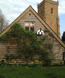 "Self contained annex ""The Dovecote"" - Everdon"
