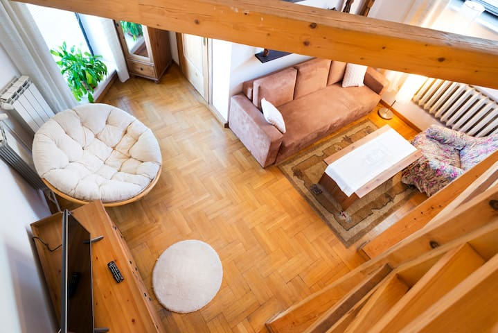Great place to be in Krakow!  - Kraków - Appartement