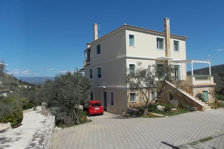 family house in Nafplio - Nafplio
