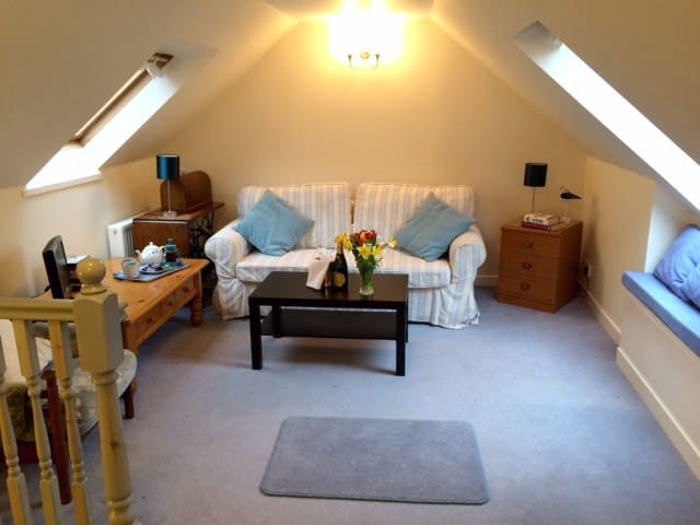 Studio Flat Near Prestwick Airport - Stanecastle - Appartement