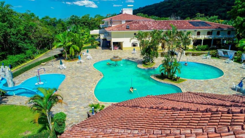 Hotel  Fazenda. Desfrute os Prazeres da Natureza!