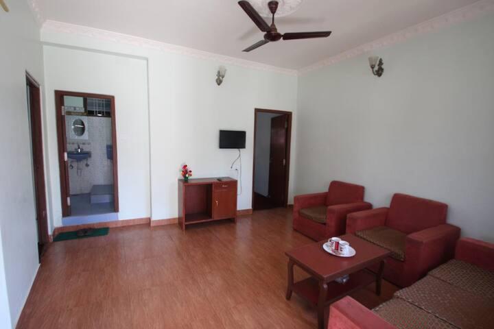 Namaste Apartments (1st floor apartment)