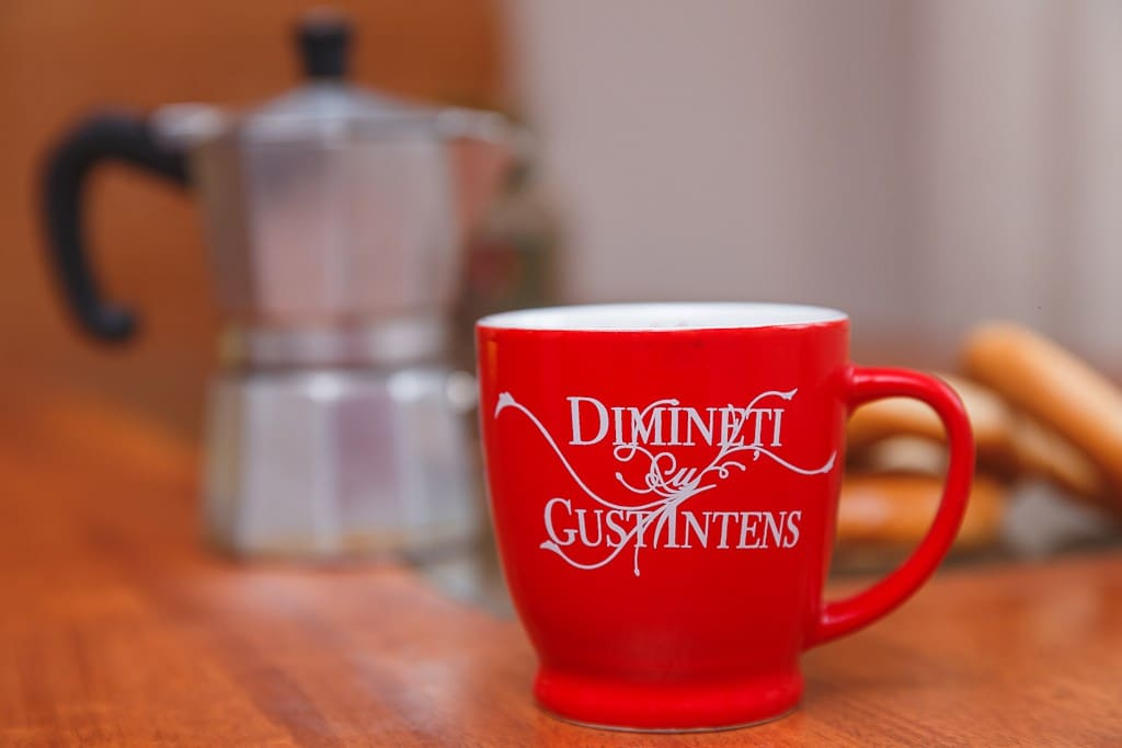 Morning coffe? or tea?