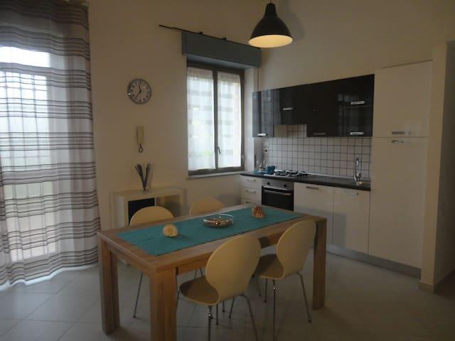 Cucina, sala da  pranzo
