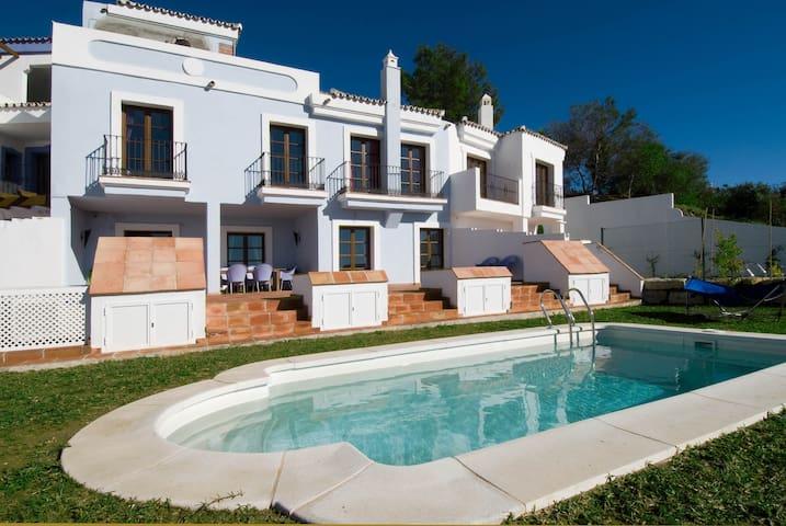 Sfeervolle Villa met eigen zwembad - Benahavís - Haus