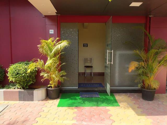 Best budget hotel in Mahape