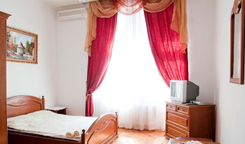(LV2) A cozy and comfortable apartment in Lviv! - L'viv - Apartemen