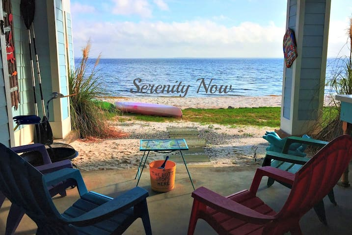 Serenity Now Vacation-On Beach-Water Views & Pool