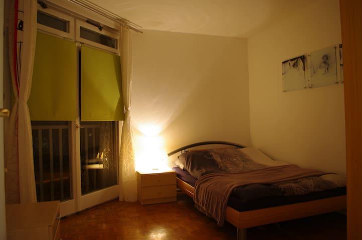 Double Room,bikes inc. near station - Ljubljana - Apartment