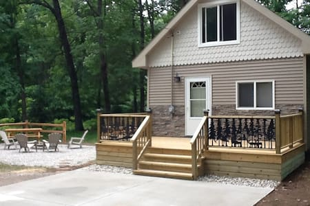 Beautiful Cabin! Family Getaway!!! - Wellston - キャビン