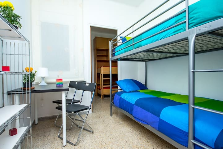Sleeper in rooms, 4 place. - Barcelona - Ubytovna