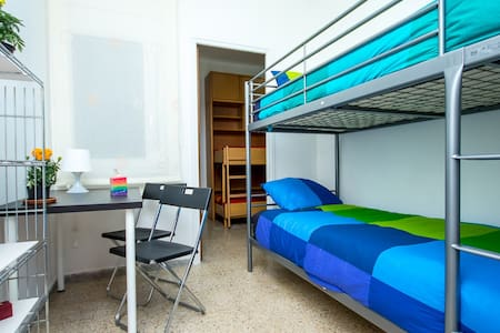 Sleeper in rooms, 4 place - Barcelona