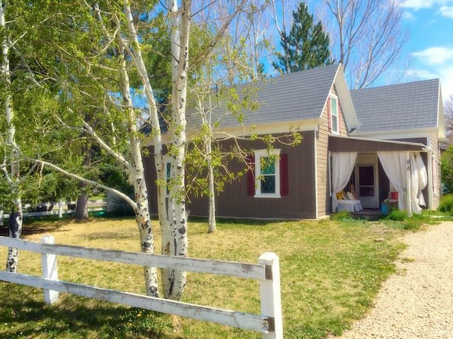 Ascension Cottage - 5 bedrooms - Heber City - House