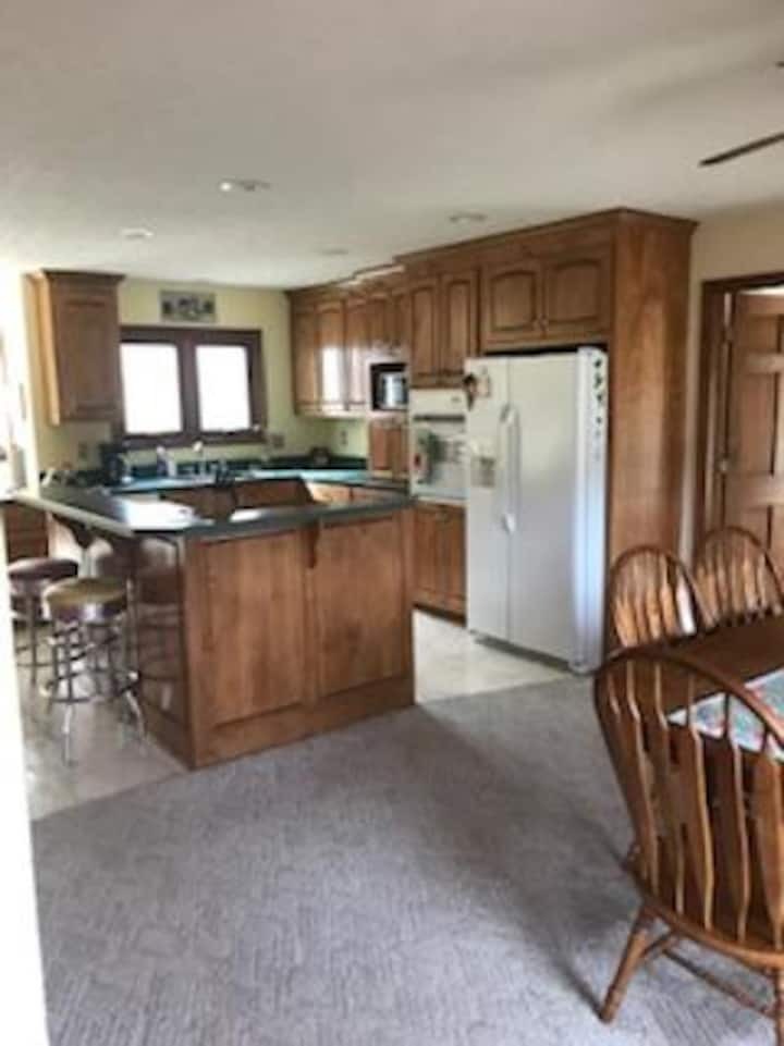 Spacious, Private home in Barhamsville, VA