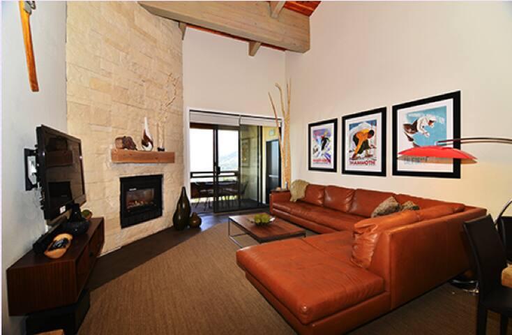 BRI305- Piece of Heaven 3BR+Loft - Mammoth Lakes - Appartement