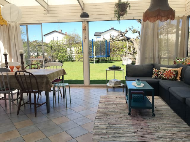 150m2 House in Central Halmstad