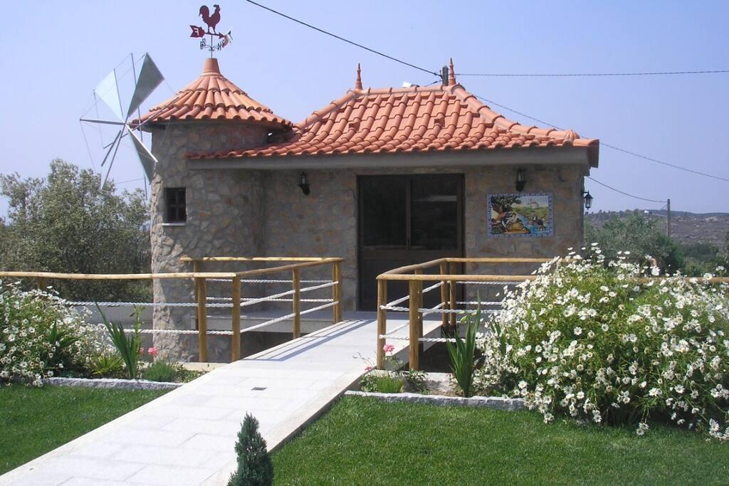 Casa dos Matraquilhos e coisas da piscina