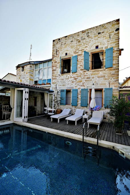 Boutique hotel in e me chambres d 39 h tes louer e me for Boutique hotel turquie